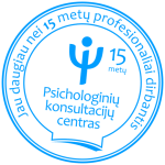 Psichologinių Konsultacijų Centras - 15 metų